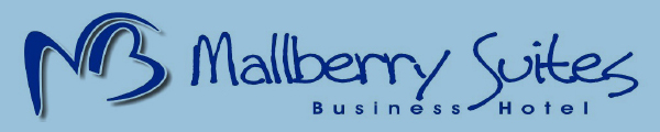 Mallberry Suites Business Hotel Logo
